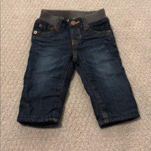 Baby Gap boys jeans 3-6 months